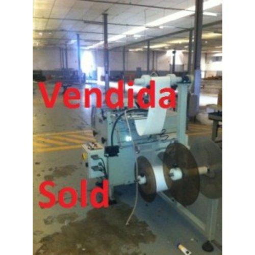 Máquina de bordar platabandas